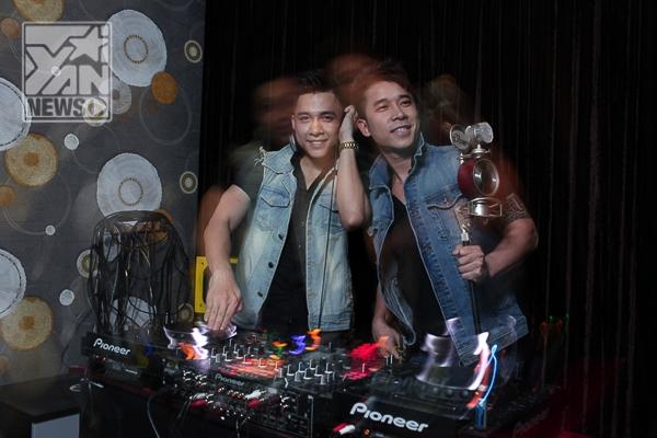 The Men thử sức làm DJ cùng DJ Hoàng Anh - Tin sao Viet - Tin tuc sao Viet - Scandal sao Viet - Tin tuc cua Sao - Tin cua Sao