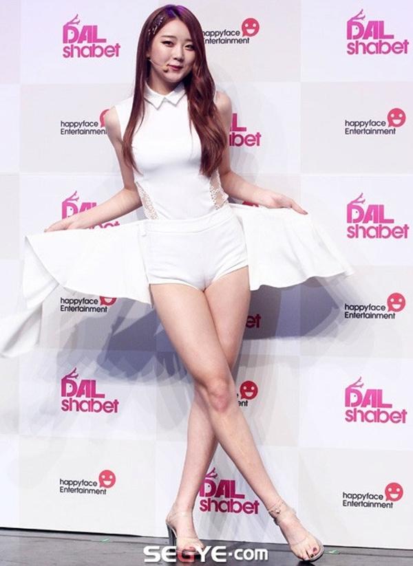 Những trang phục xấu tệ của mỹ nhân Hàn