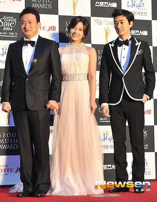 Ba MC của chương trình Seo Kyung Suk, Eunji và Eunhyuk