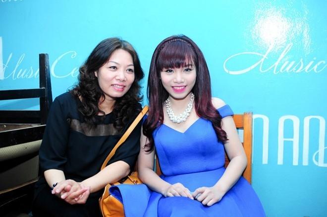 Thảo My The Voice thừa hưởng trọn vẹn nét đẹp của mẹ.