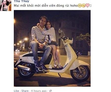 Đầu xuân, Sao Việt rầm rộ công khai tình yêu