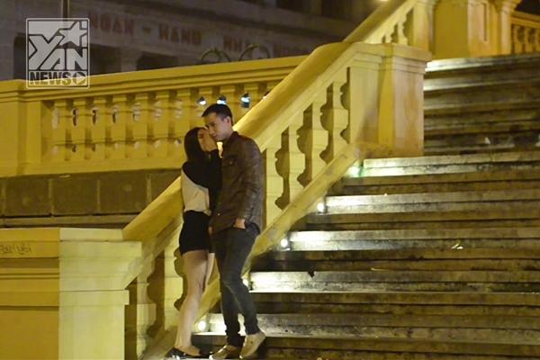 Thu Thủy năn nỉ người yêu 12 năm đóng vai tình cũ - Tin sao Viet - Tin tuc sao Viet - Scandal sao Viet - Tin tuc cua Sao - Tin cua Sao