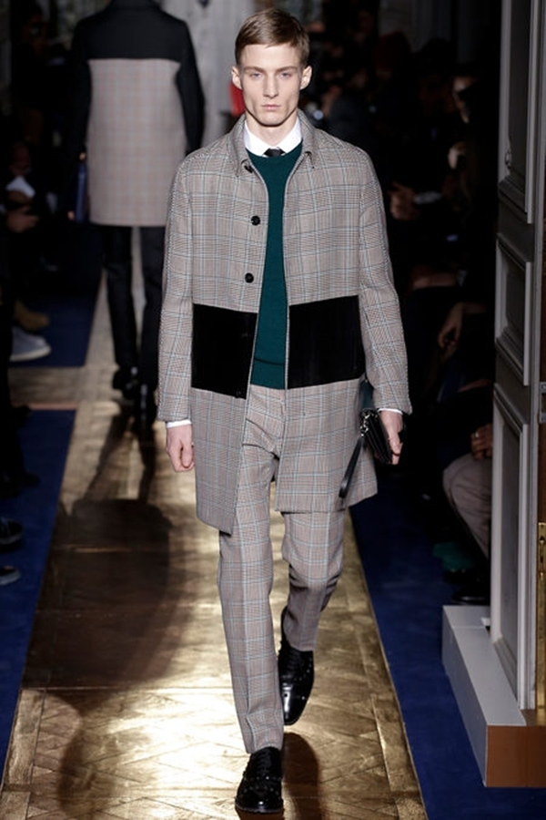 Valentino Fall 2013 Menswear