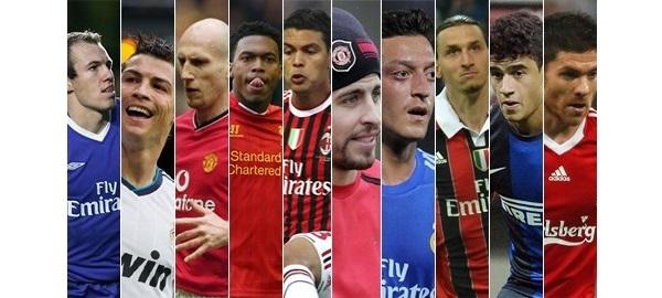 Top 10 cầu thủ để lại nhiều tiếc nuối nhất sau khi dứt áo ra đi