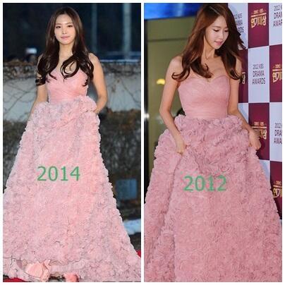 Cuộc chiến thời trang giữa Yoona và Naeun (A Pink)