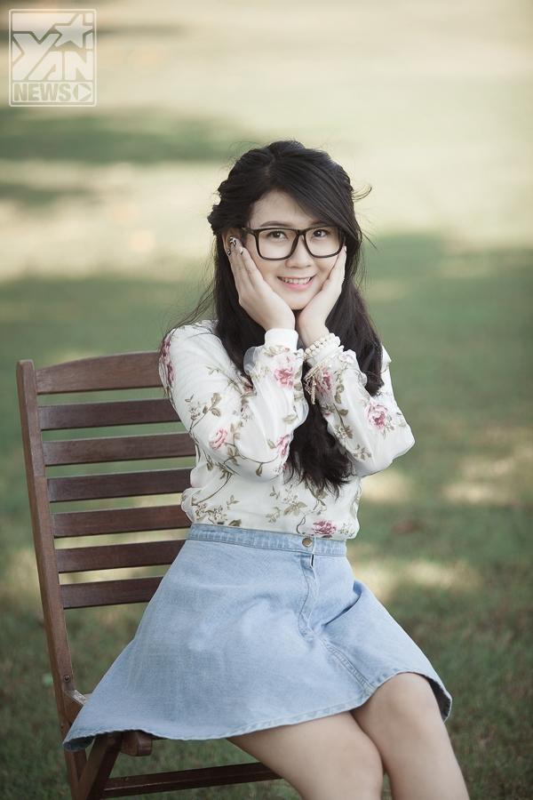 Đón Xuân ngọt như kẹo cùng cô nàng Chù Vân Anh