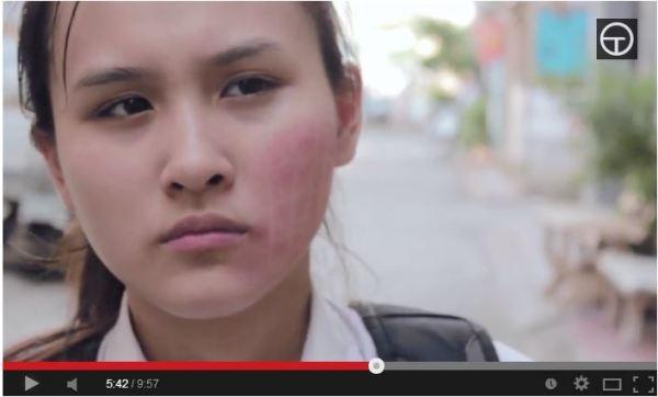 """Cộng đồng mạng sốt với phim ngắn """"Anh thợ may và chị đại"""""""