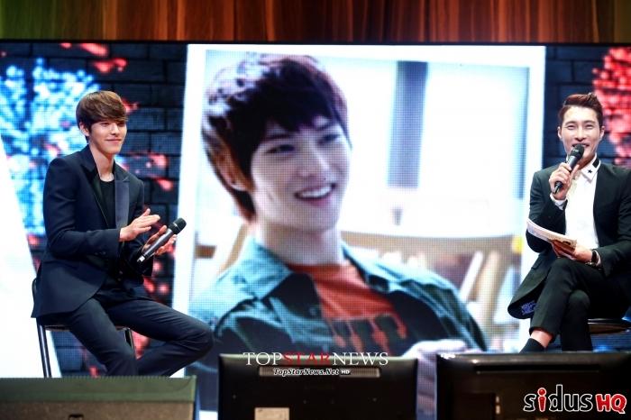 """Kim Woo Bin chọn Jonghyun (CN Blue) làm """"em rễ"""" của mình"""