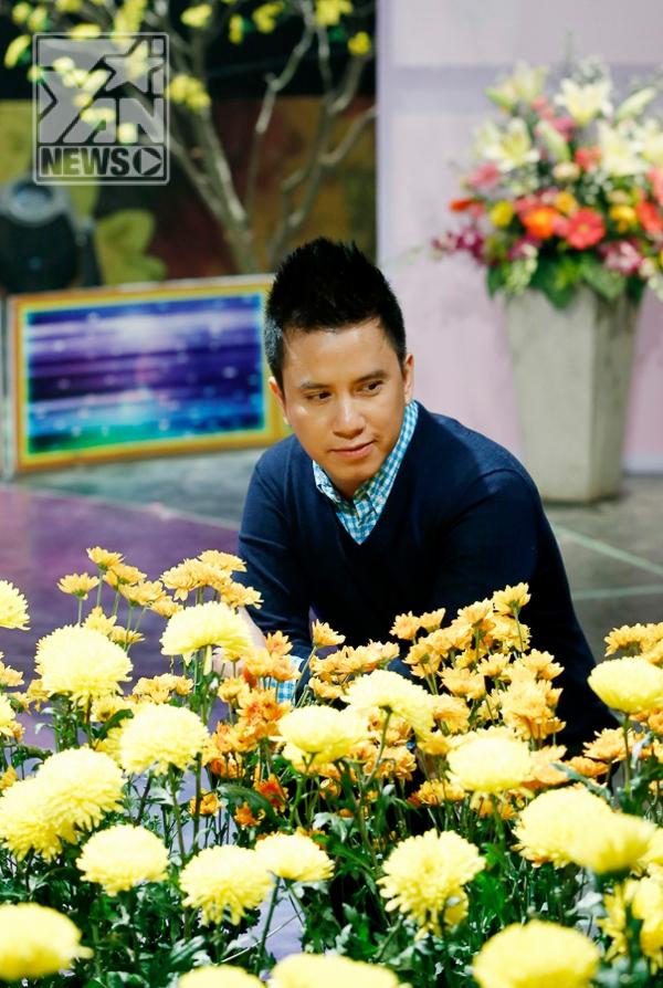 Hồng Mơ – Quang Toàn lần đầu song ca hát mừng mùa xuân