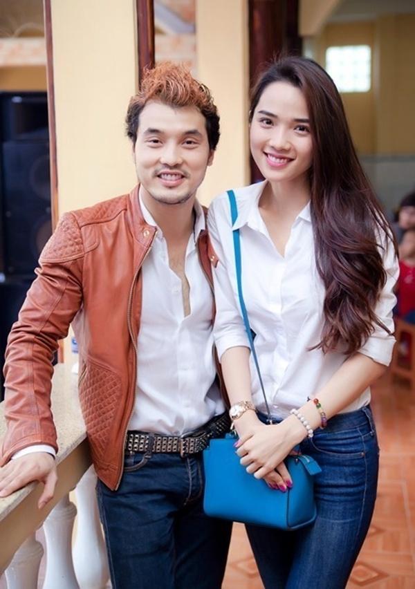 Ưng Hoàng Phúc và người yêu mới - người mẫu Kim Cương