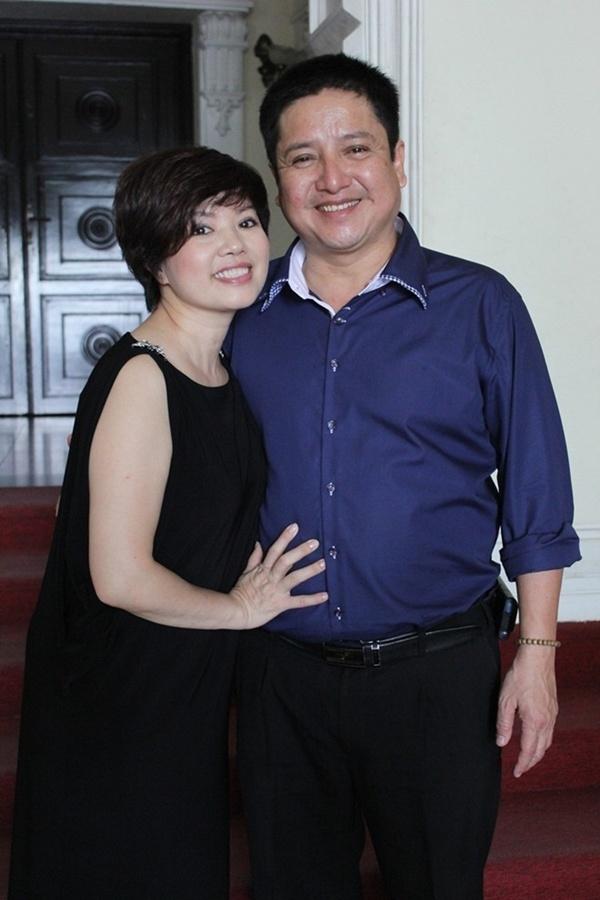 Vợ chồng Chí Trung - Ngọc Huyền
