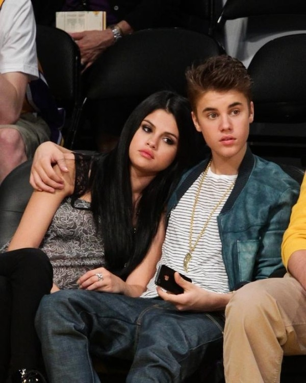 Selena Gomez và Justin Bieber