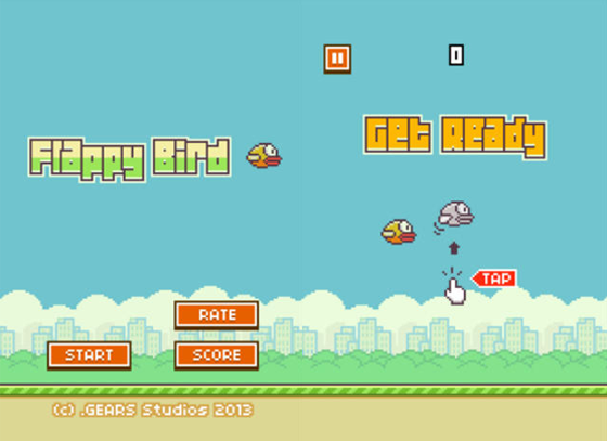 Giải mã cơn sốt Flappy Bird