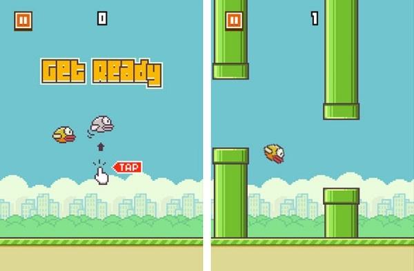 Flappy Bird bị khai tử trong ngày hôm nay