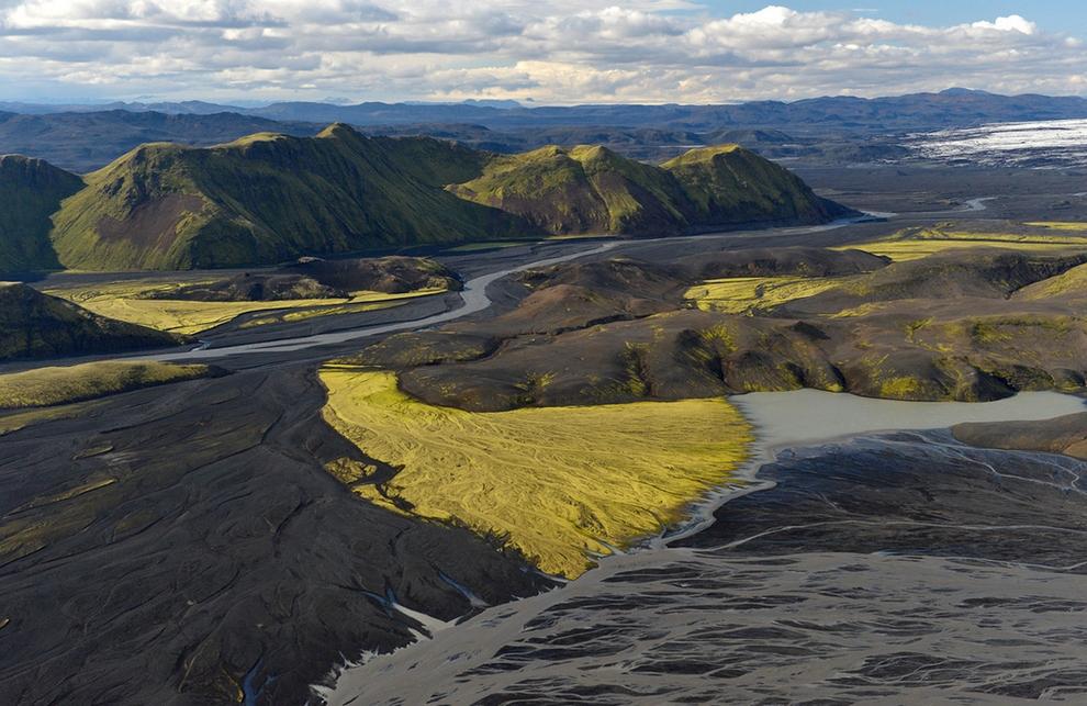 Chùm ảnh thiên nhiên Iceland đẹp như tranh vẽ