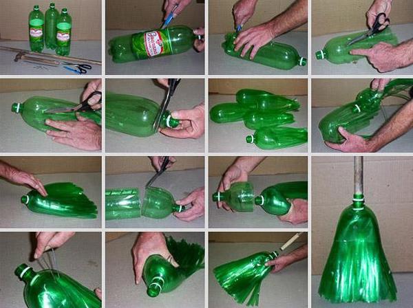 Ngỡ ngàng 30 sản phẩm tái chế từ vật dụng hàng ngày