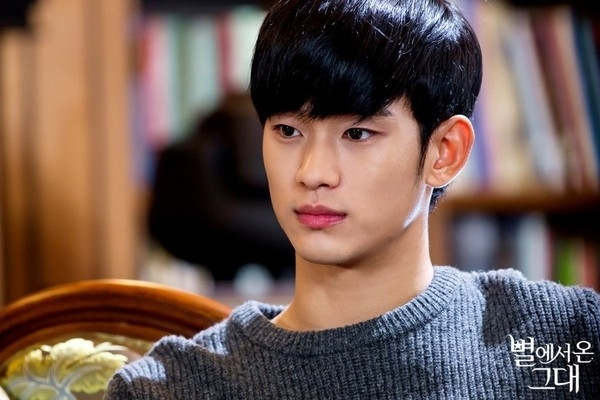 """Kim Soo Hyun đã """"đánh cắp"""" nhiều trái tim của khán giả qua bộ phim You Came From The Stars"""