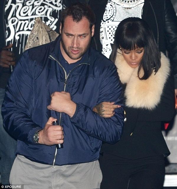 Nghi án Rihanna và Drake đang hẹn hò