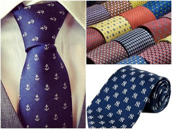 """Cà vạt: """"thế lực ngầm"""" của quý ông"""