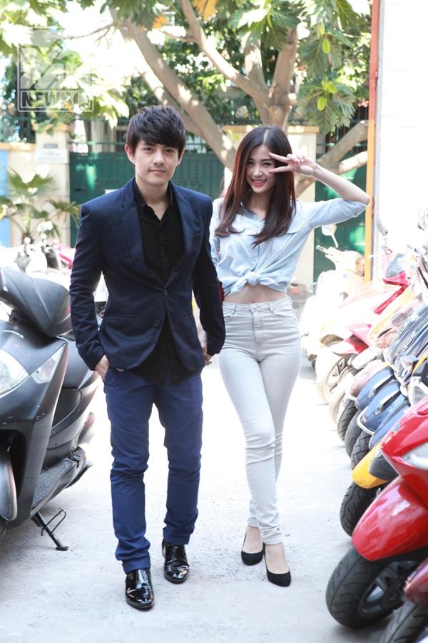 Cặp đôi hoàn hảo Đông Nhi và Ông Cao Thắng sẵn sàng cho YAN CHAT - Tin sao Viet - Tin tuc sao Viet - Scandal sao Viet - Tin tuc cua Sao - Tin cua Sao