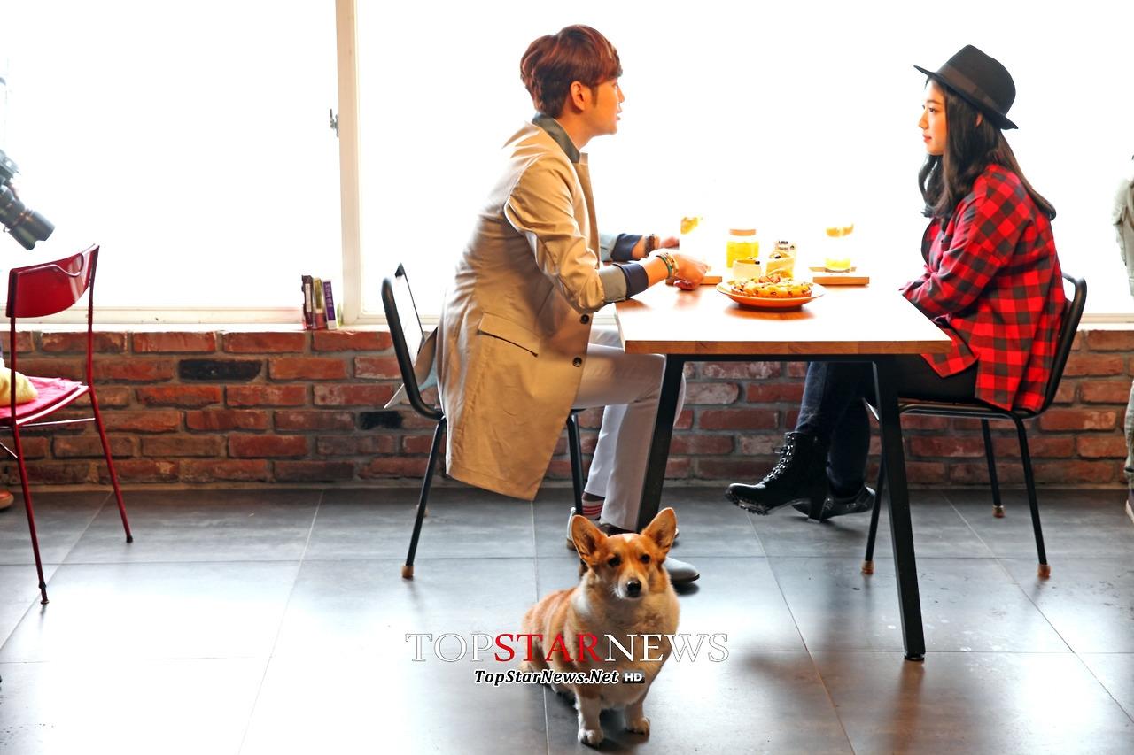 Những hình ảnh đáng yêu của cặp đôi Jang Geun Suk - Park Shin Hye trong đoạn phim ngắn quảng cáo cho nhãn hàng Lote Duty Free