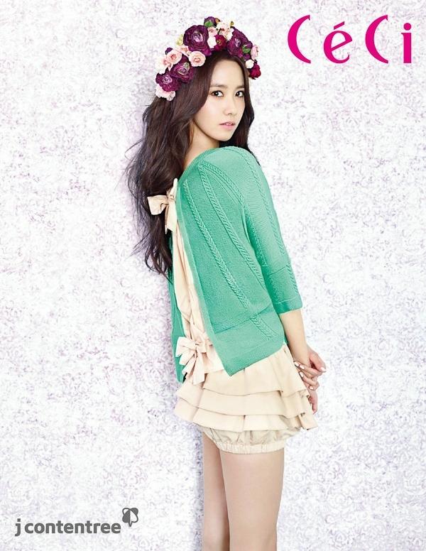 Yoona: Ở bên cạnh SNSD, tôi mới là chính mình