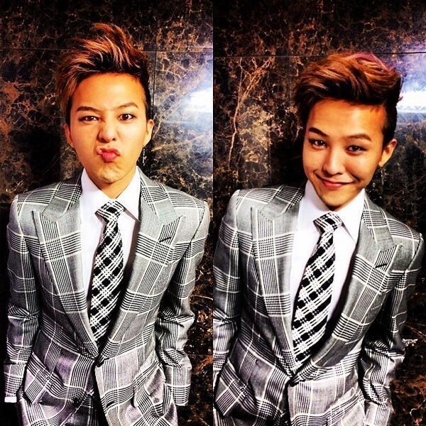 G-Dragon siêu ngố với hình ảnh thời trung học