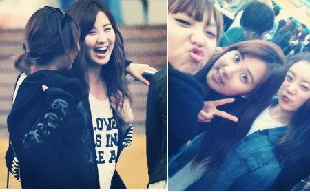 Min và Seohyun