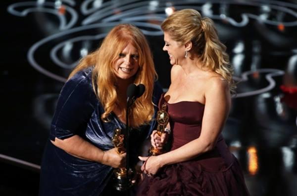 Giải thưởng Trang điểm xuất sắc nhất đã trao cho êkíp của bộ phim Dallas Buyers Club.