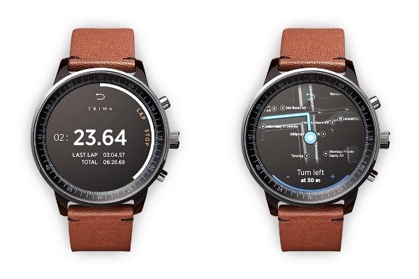"""Smartwatch với phong cách """"vintage"""" chực chất"""