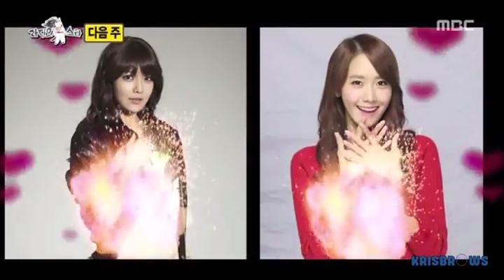 Câu chuyện hèn họ của Yoona và Sooyoung cùng những điều thú vị về tình yêu sẽ là chủ đề chính trong chương trình