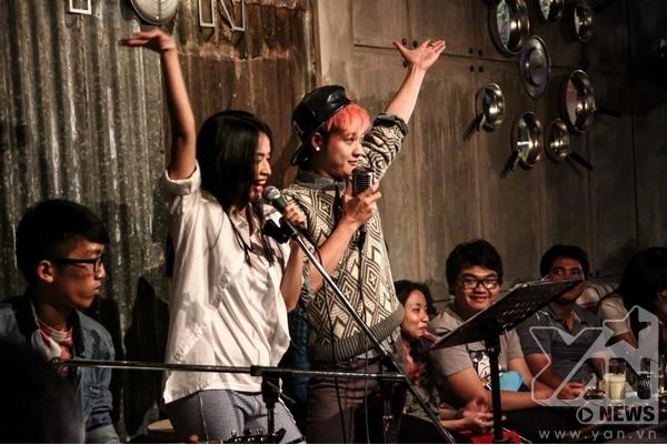 Ma nữ Tú Vi khoe giọng hát sau 2 năm tập trung cho phim ảnh