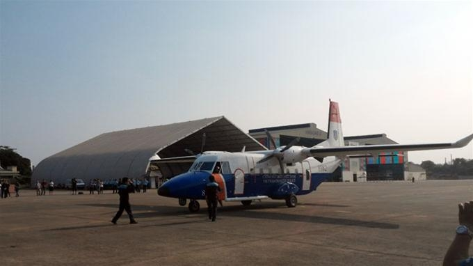 Vụ máy bay mất tích: Phát hiện nhiều mảnh vỡ cách Vũng Tàu 60km