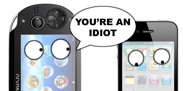 """Các các fan công nghệ """"cao cấp"""" hay đưa ra các tuyên bố dạng như """"Thấy các bạn bàn về Candy Crush, mình cầm PSP cười khẩy đi ra""""."""