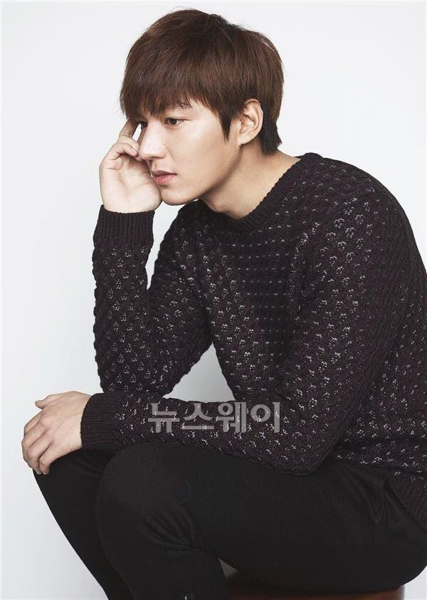 Lee Min Ho hiện đang tập trung vào bộ phim điện ảnh Gangnam Blues