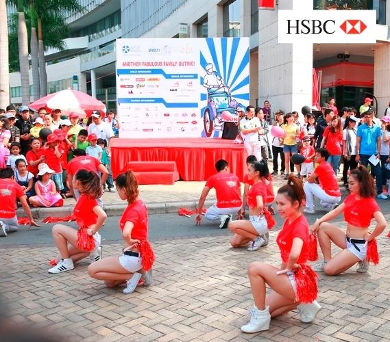 Sôi động kết quả Cuộc thi Xích lô từ thiện