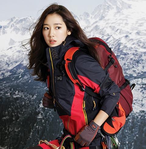 Park Shin Hye - T.O.P: Cặp đôi hoàn hảo cho sản phẩm mới