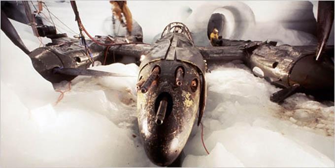 Tìm thấy 8 máy bay tưởng đã biến mất vĩnh viễn