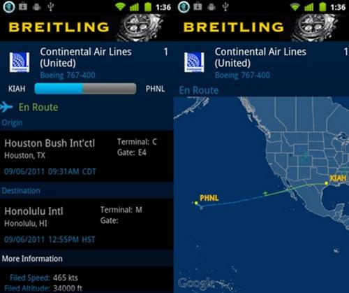 5 ứng dụng theo dõi chuyến bay dành cho smartphone