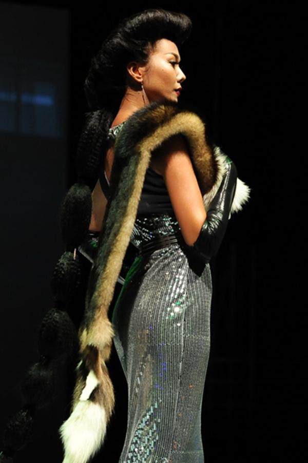 Sao nữ Việt đầy mê hoặc với hình tượng cửu vĩ hồ - Tin sao Viet - Tin tuc sao Viet - Scandal sao Viet - Tin tuc cua Sao - Tin cua Sao