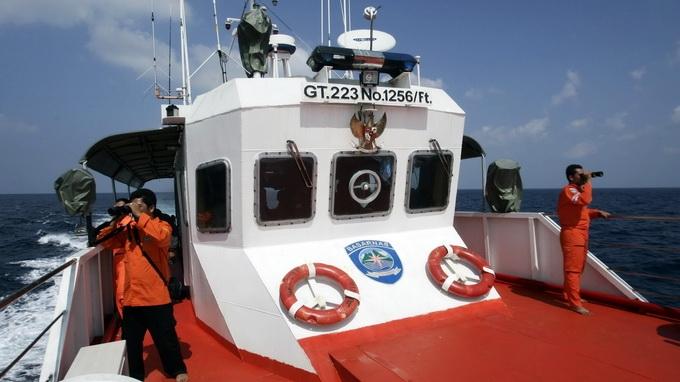 Vụ máy bay mất tích: Vệ tinh Trung Quốc phát hiện ba vật thể trên biển