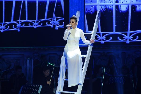 Bài này cũng được chọn làm chủ đề album đầu tiên của chị.