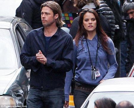 Brad Pitt - Lara Marsden