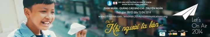 Cuộc thi Let's on air 104