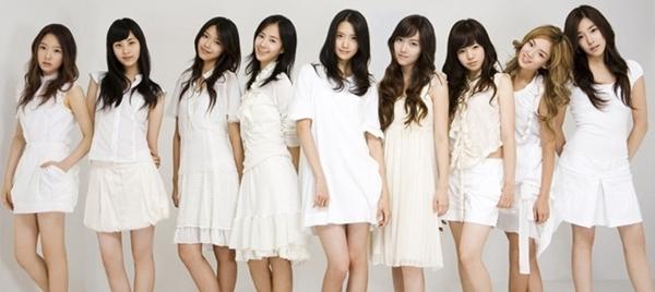 SNSD thời ngây thơ của Into The New World (2007). Đây cũng chính là đĩa đơn trình làng của nhóm nhạc nữ có sức ảnh hưởng lớn nhất Kpop hiện nay