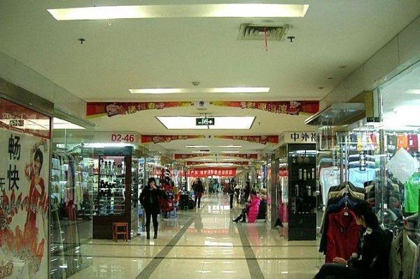 """hững khu chợ siêu độc chỉ có ở """"Bến Thượng Hải"""""""
