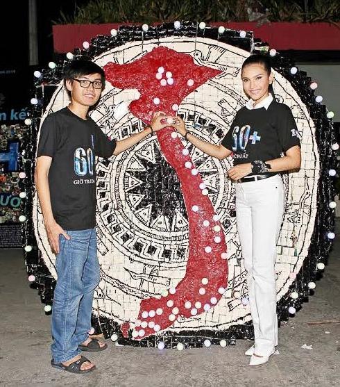 Trương Thị May và em trai của cô - Tin sao Viet - Tin tuc sao Viet - Scandal sao Viet - Tin tuc cua Sao - Tin cua Sao