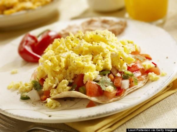 6 thực phẩm tuyệt vời cho bữa sáng giúp chống lão hóa cao