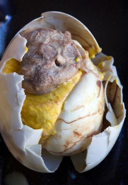 """""""Sởn gai ốc"""" với món ăn lạ của các nước trên thế giới"""