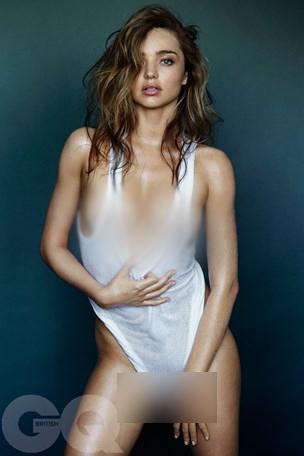 Miranda Kerr thích khám phá cả nam lẫn nữ